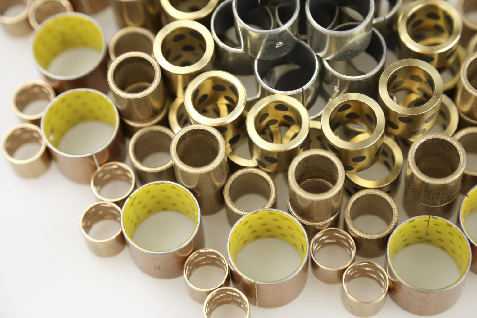 Bearing manufacturers' latest offerings showcase the results of concentrated efforts in R&D