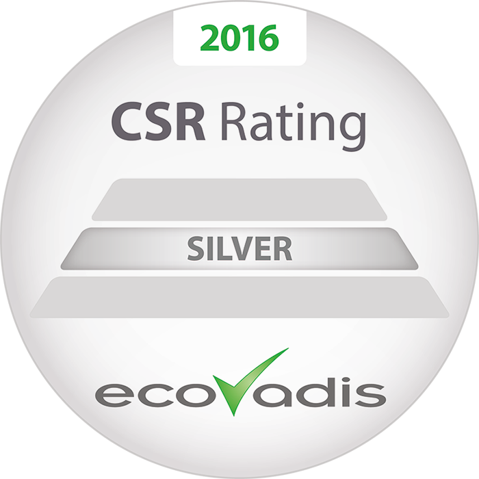 CP receives silver award from EcoVadis for its successful efforts concerning Corporate Social Responsibility
