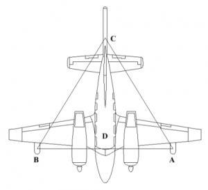 airborne survey techniques for oil and gas exploration