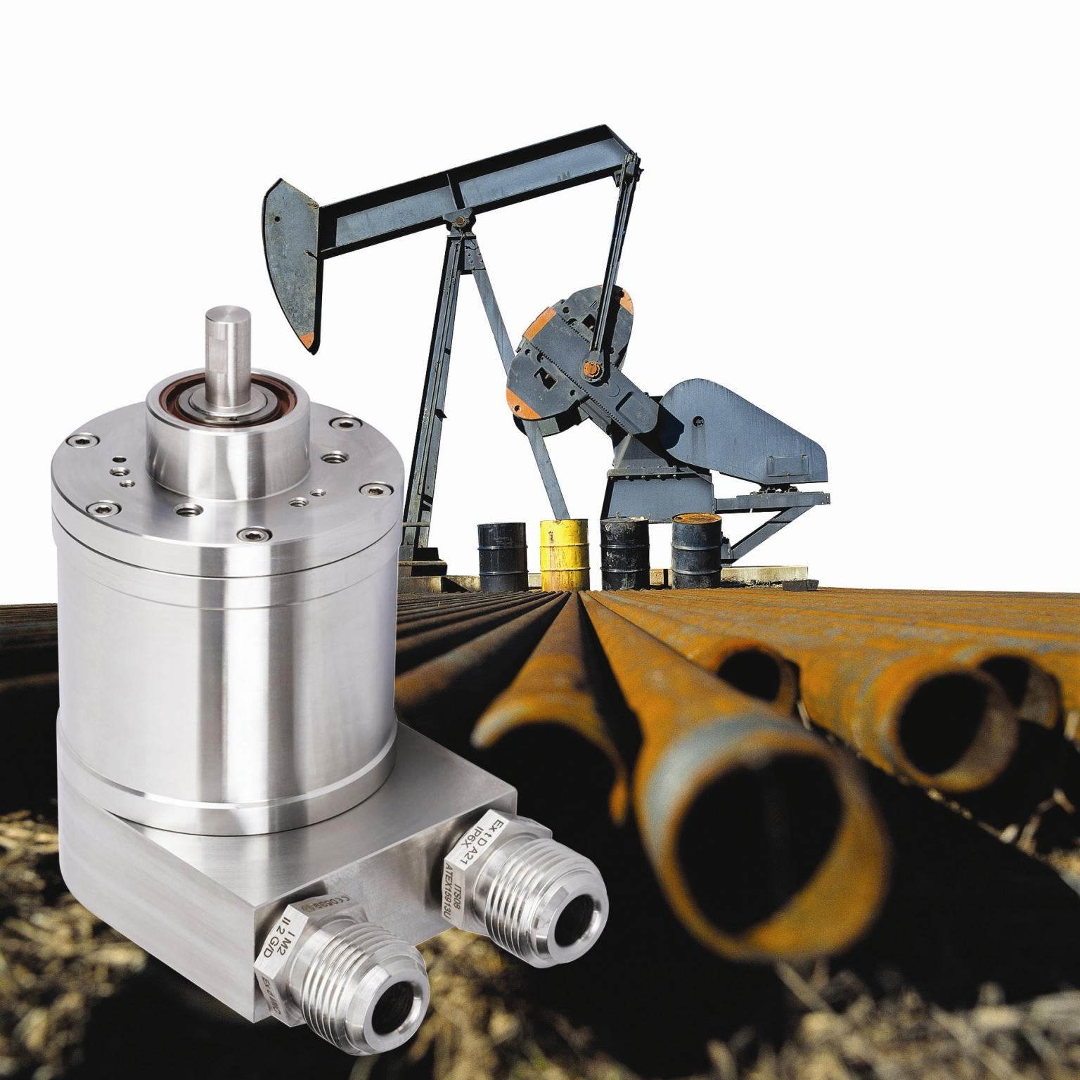 Posital now provides absolute encoders for use in hazardous areas