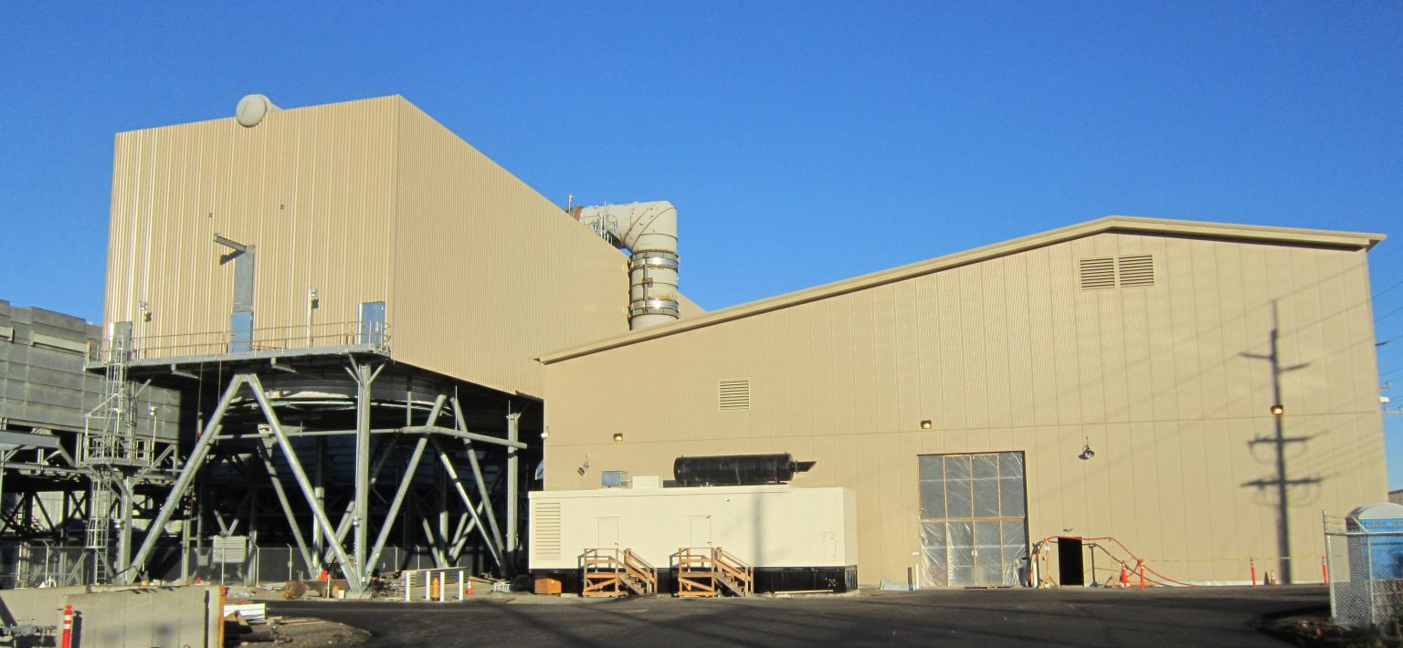 An outside vendor was selected to replace existing controls on the gas turbine at the Nikiski generation plant in Alaska