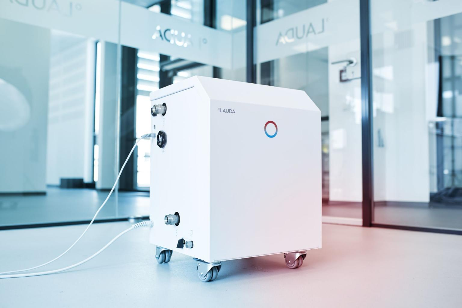 With the new Integral devices, LAUDA is driving forward the networking of temperature control technology.