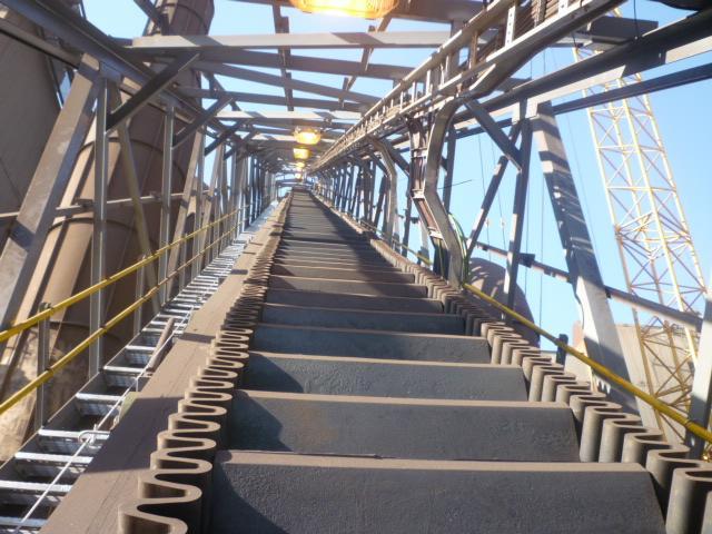 Phoenix S-Wall conveyor belt