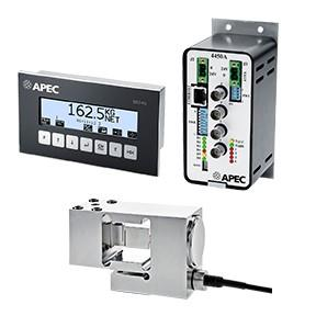 Digital load cell line reduce overload and resist electrical noise and signal loss.