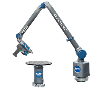 FARO ScanArm The Ideal Contact/Non-Contact Portable Measurement System