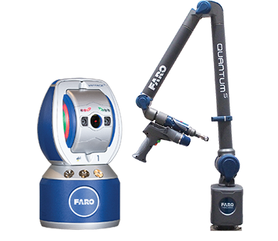 FARO Super 6DoF TrackArm The Most Versatile Portable 3D Measurement System