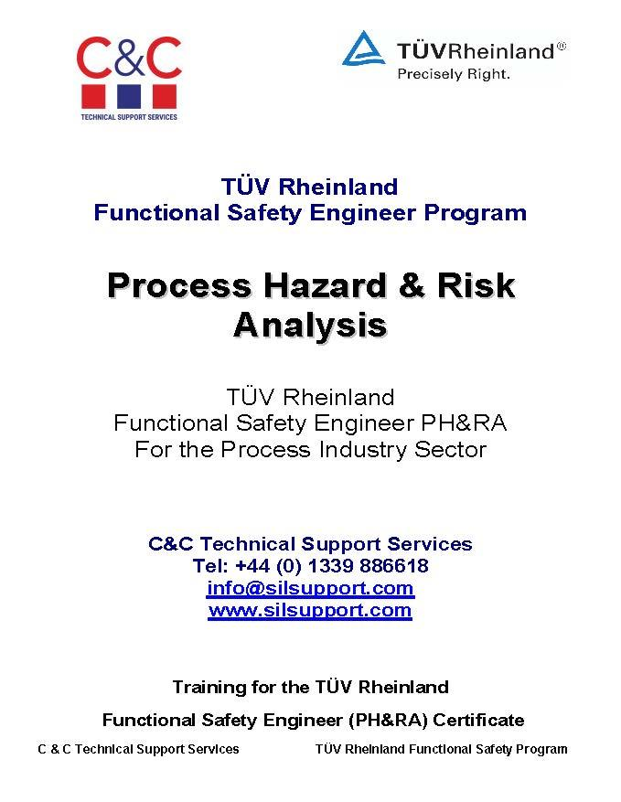 Functional Safety Engineer PH&RA Training