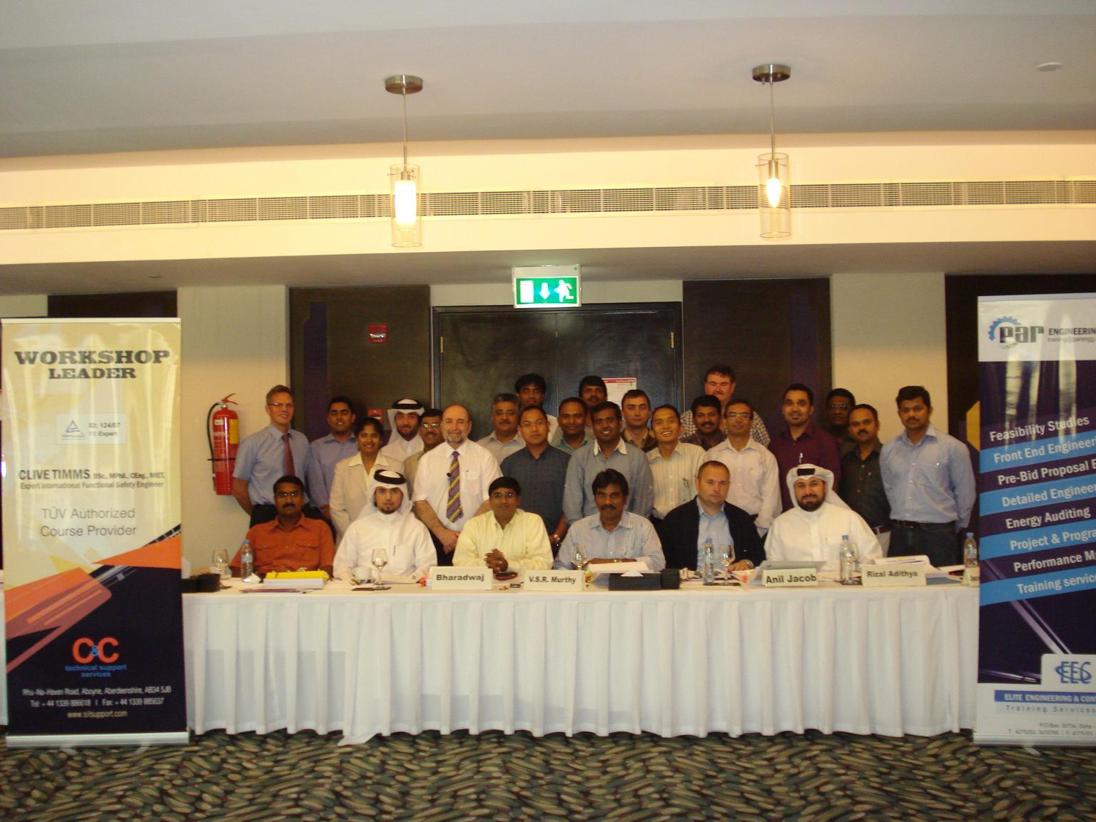Global Training Provision