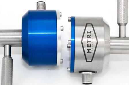 Metri IC-IPM Insertion Paddlewheel Flow Meter