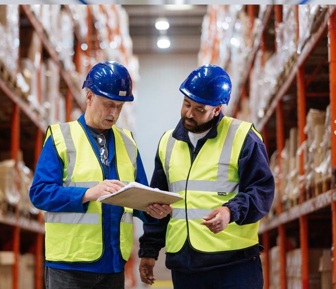 Global Supply Chain & Warehousing
