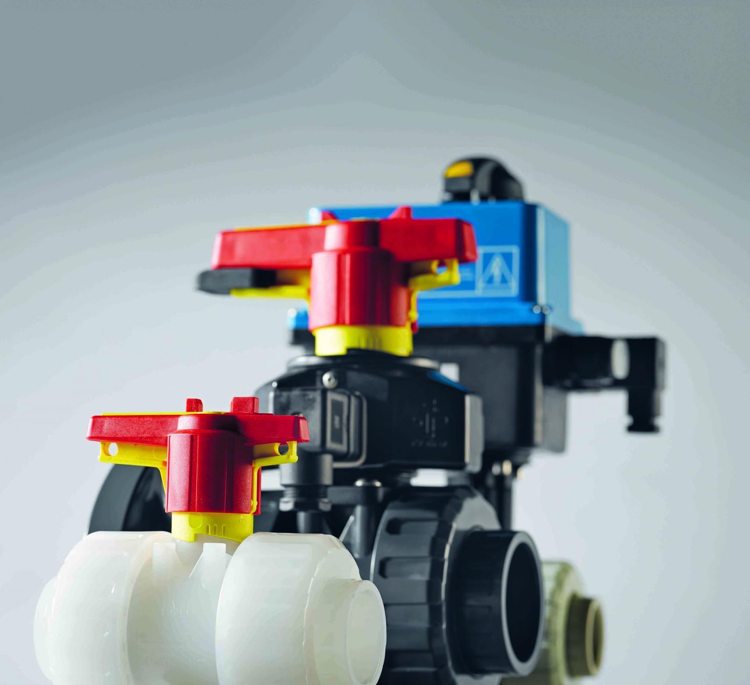 M1 Modular Industrial Ball Valve