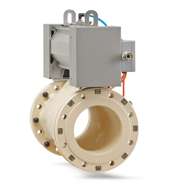 REMBE® EXKOP quench valve