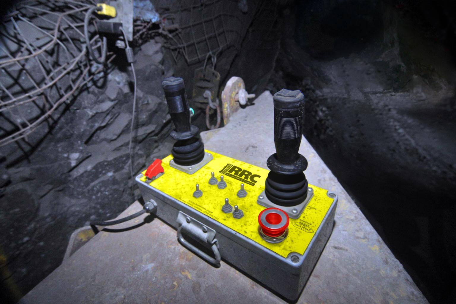 RRC:Operate any type of heavy machinery from a safe and distant location with RRC.