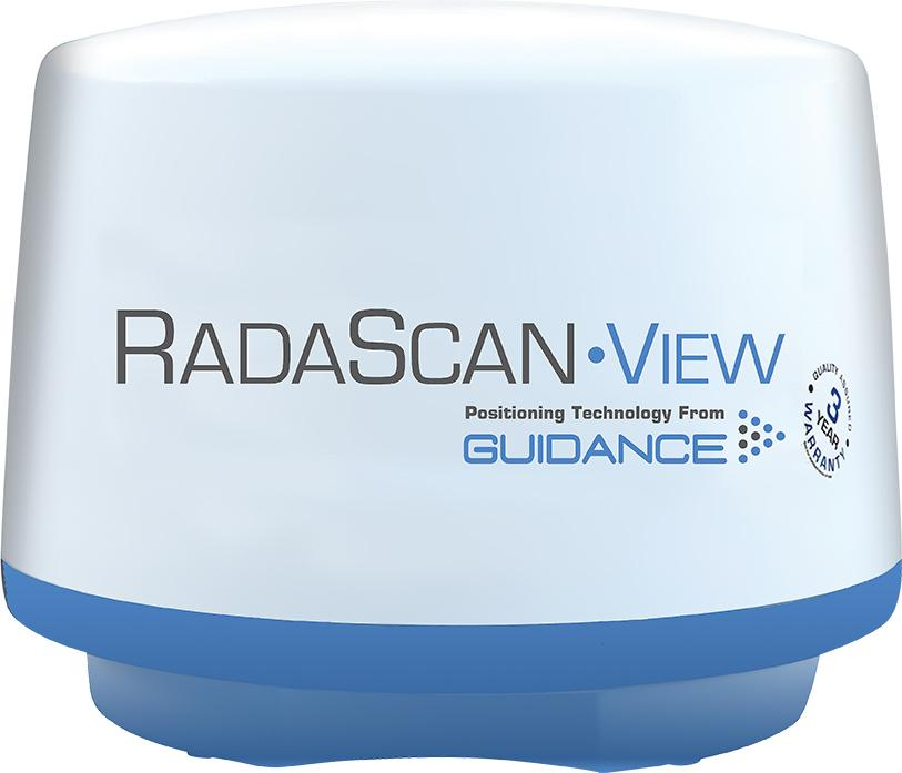 RadaScan View: Accurately measures the range and bearing of up to 4 intelligent microwave targets called responders.