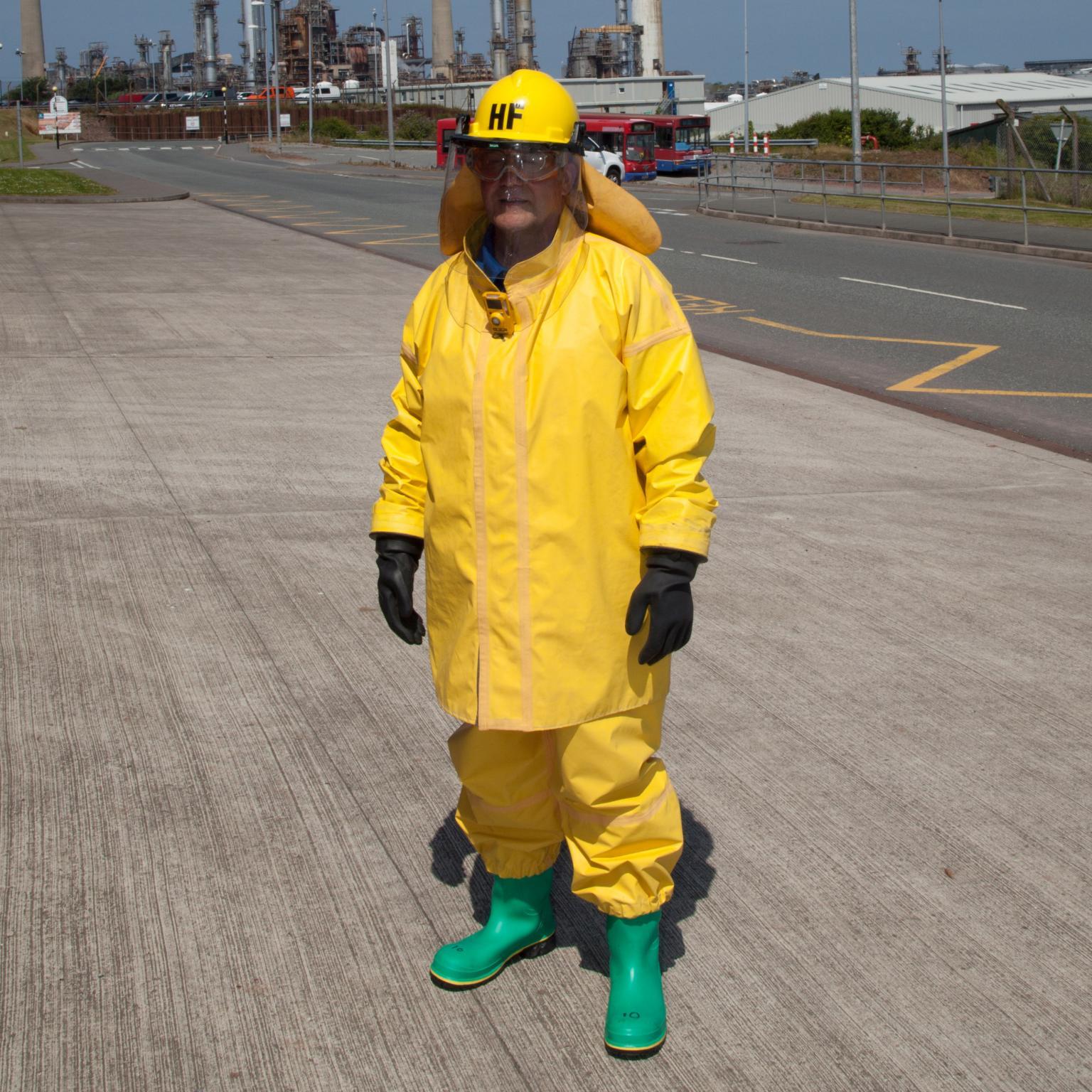 Chemical Workwear