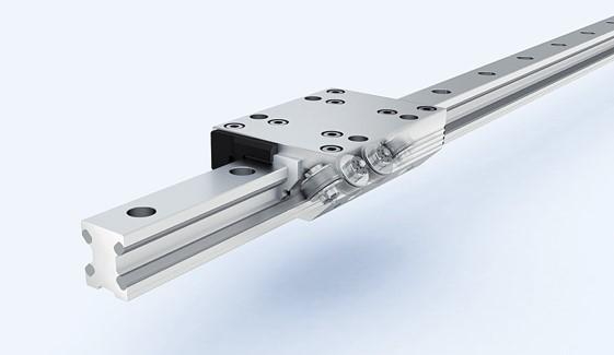 Lightweight Linear Systems made of Aluminum