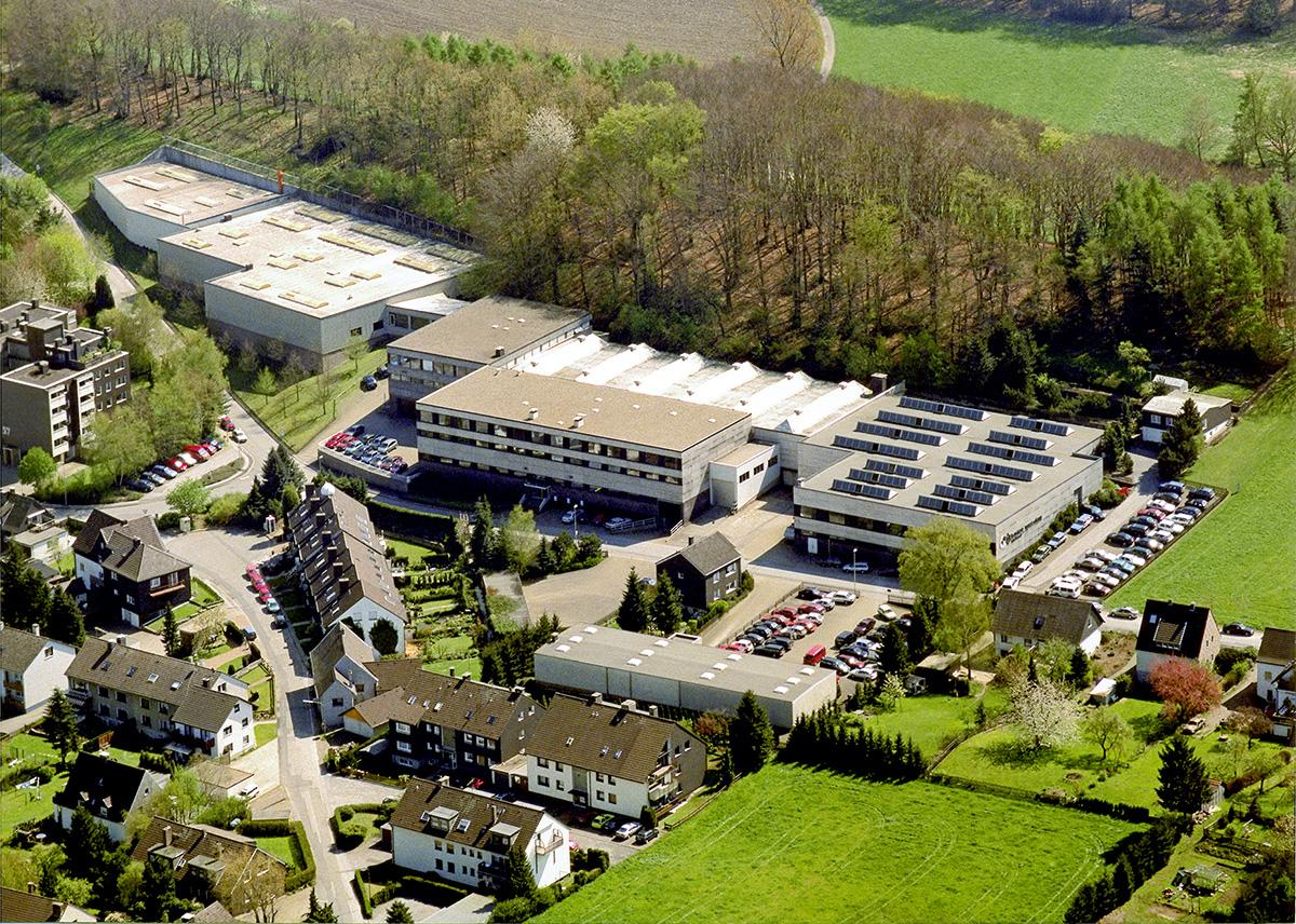 Böhmer Main factory in Sprockhövel, Germany