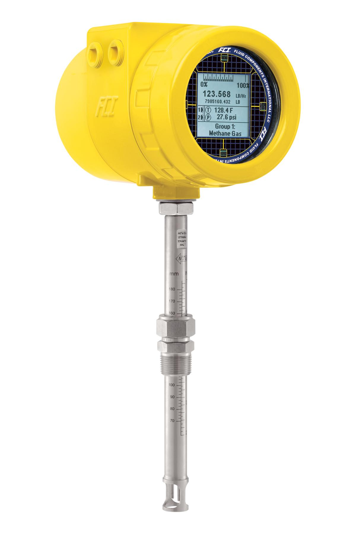 The ST100 Thermal Flow Meter is used at CCGT power plants across the world