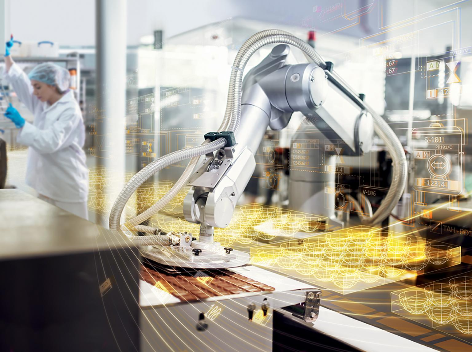 The digital revolution is an existing time for process industries
