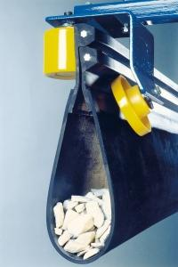 Pocket Conveyor Belts Are Flexible And Environmentally