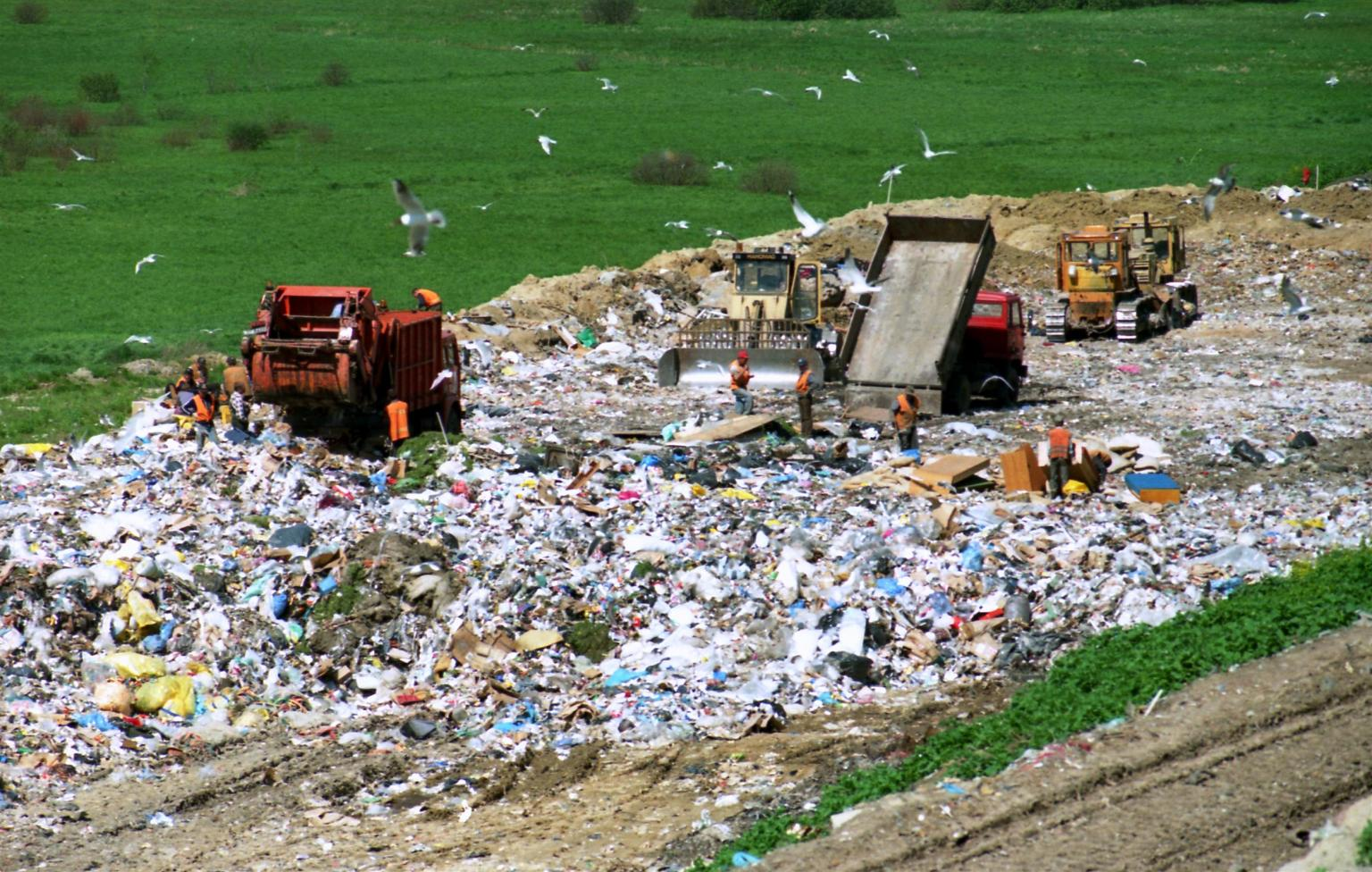 Landfill sites are a hotly debated topic