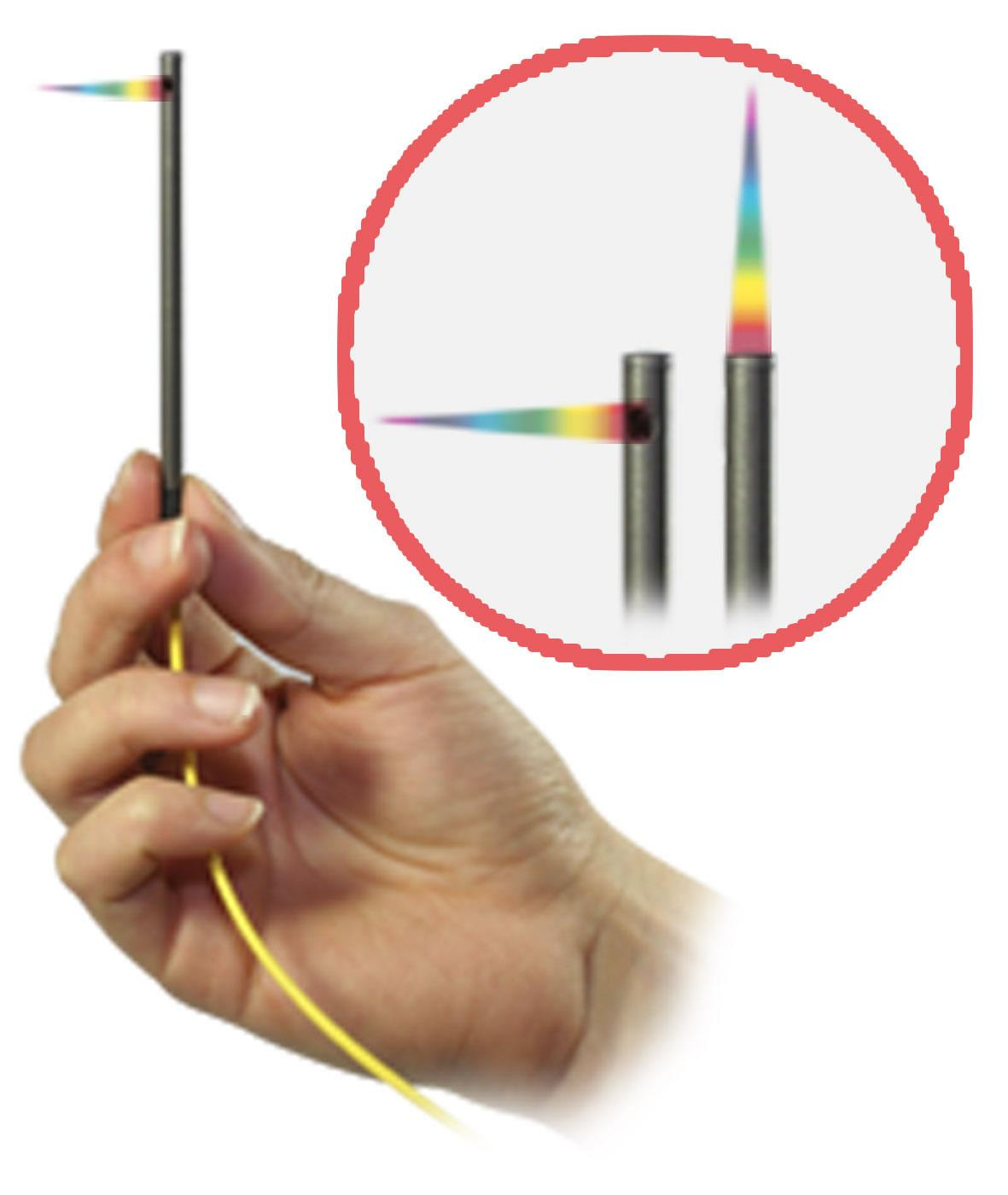 The miniaturisation of sensors: the 4mm diameter IFS 2402 confocal sensor