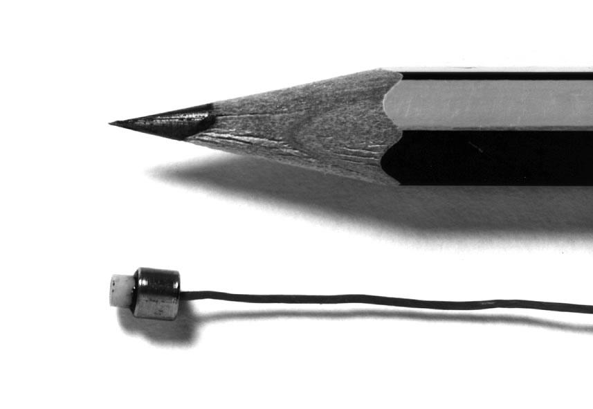 The U05 (08), the world's smallest eddy current sensor, launched in 1998