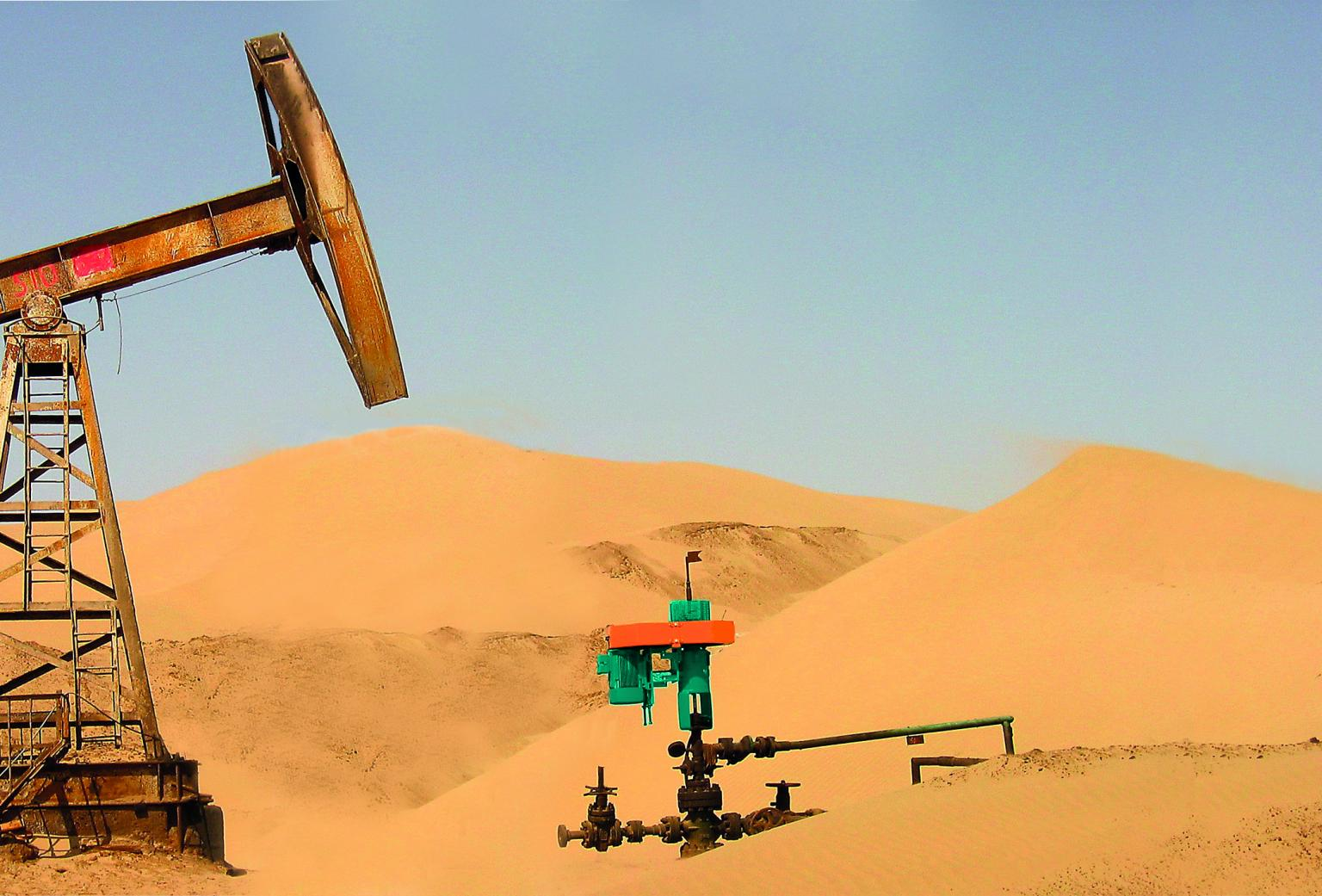 Netzsch is prepared for all media in the oil & gas industry
