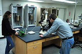 A range of investigation techniques, including optical microscopy, are required to determine the failure mode