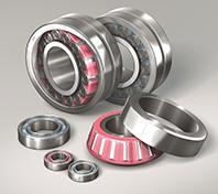 NSK's Molded-Oil bearings