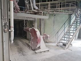 The cement plant is reaping numerous benefits from Bredel pumps