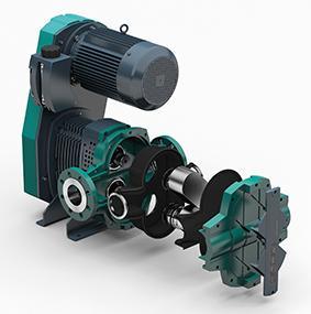Netzsch replaced an older pump with on of its Tornado T2 pumps