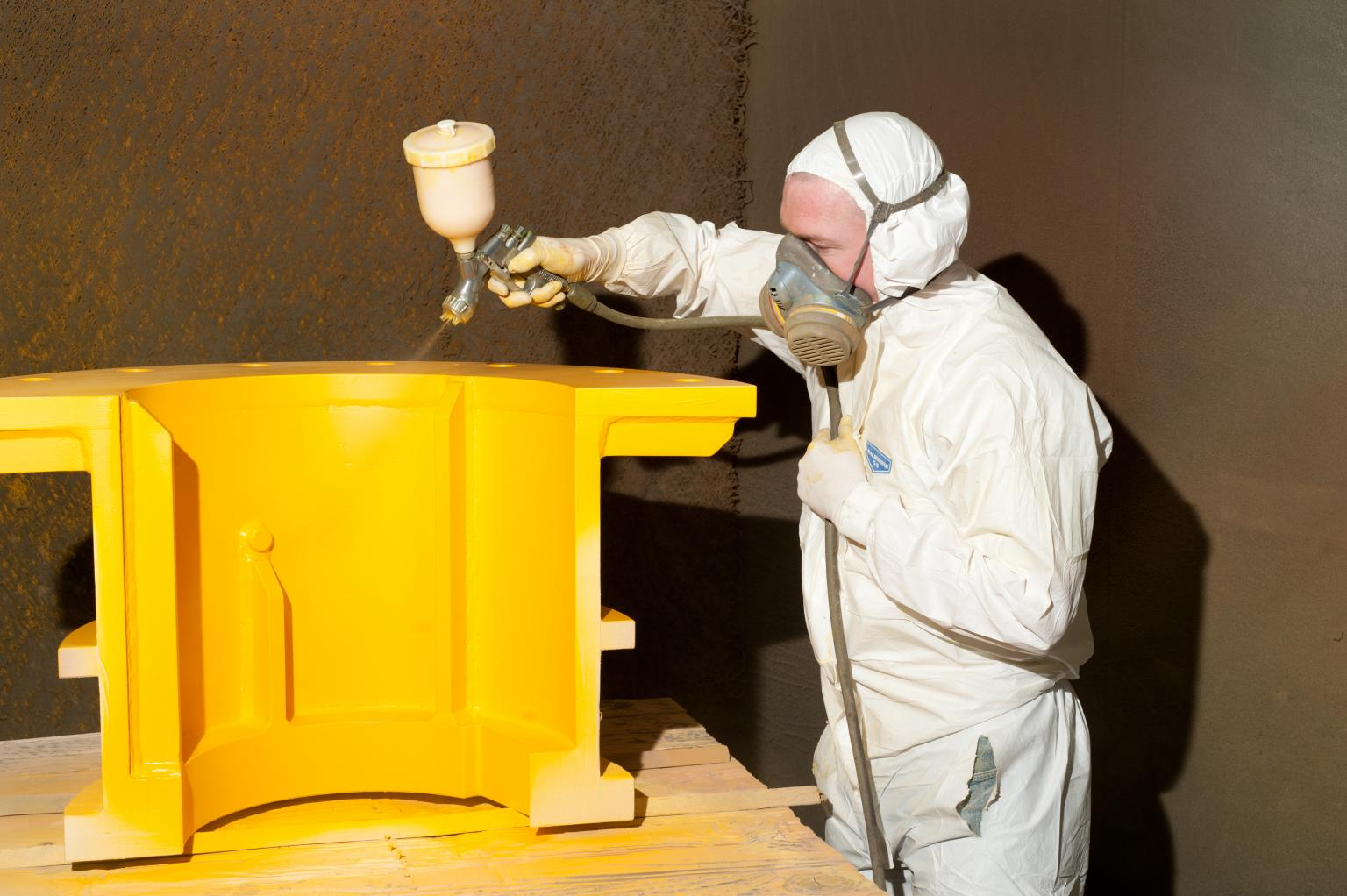 Surface Technology offers a range of coatings to inhibit corrosion