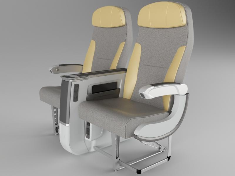 Geven's latest aircraft seats