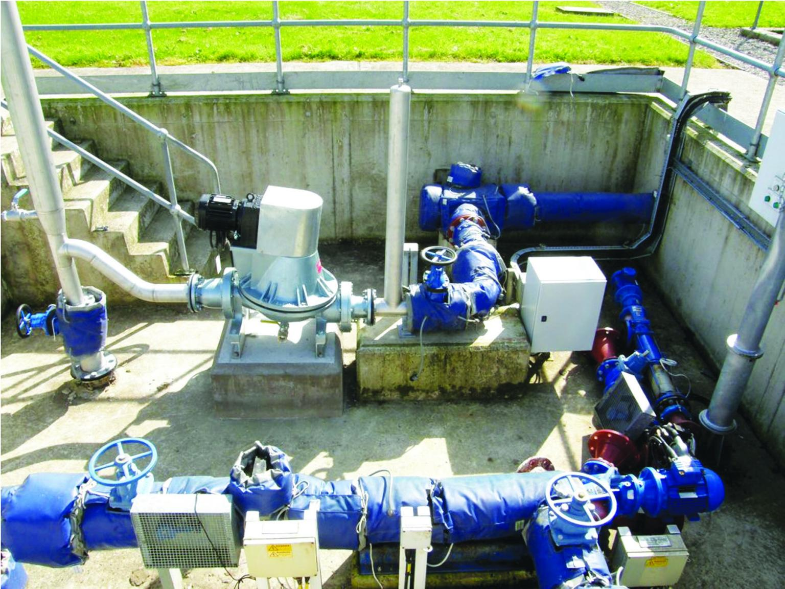 Severn Trent Water is saving £100,000 per year on energy and maintenance costs following the installation of reactive pump control for controlling sludge in sewage treatment plants