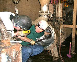 IDCON works with the mining industry to improve maintenance strategies