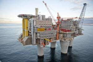 Emerson has already supplied fiscal metering systems for major North Sea projects such as Troll. Photo: Øyvind Hagen/Statoil