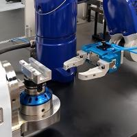 New robotic system for machine tool loading