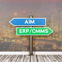 Asset integrity management versus ERP/CMMS software