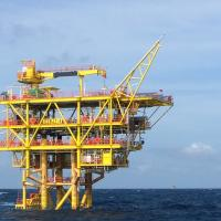 Rig platform installed in just seven months
