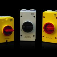Control switches and enclosures keep installations safe