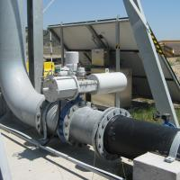 Failsafe actuators for coal processing