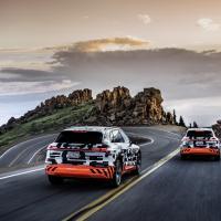 Prototype SUV uses multi-layered regeneration