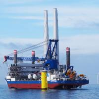 Turbine installation completed at offshore wind farm