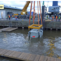 Subsea variable speed drive completes successful shallow water test