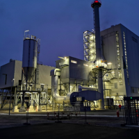 French paper mill gets new power
