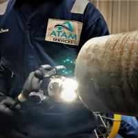 New cleaning process for oil pipes