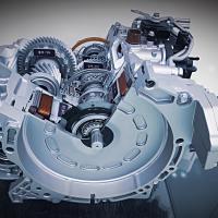 New hybrid transmissions from Kia