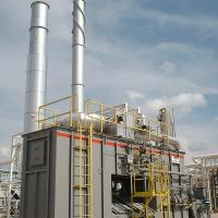 Amine tail gas treatment
