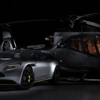 New Aston/Airbus chopper takes to the skies